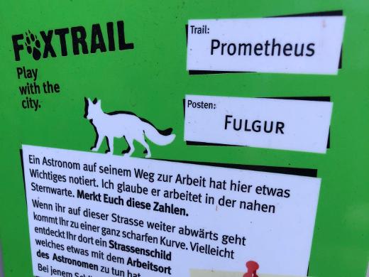 Foxtrail Wertfabrik