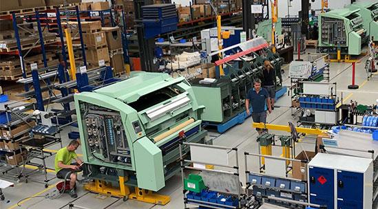 Rieter Maschinenfabrik AG