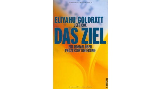 Le But d'Eliyahu M. Goldratt