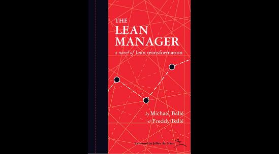 The Lean Manager de Freddy Ballé, Michael Ballé et Jeffrey Liker